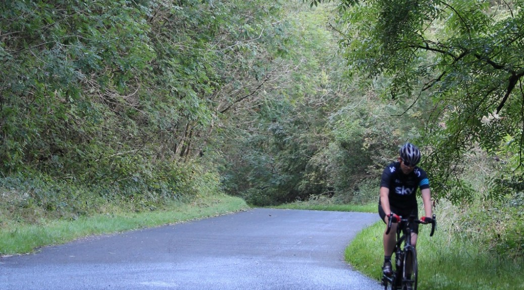Brantingham Cycling Climbs Yorkshire Wolds