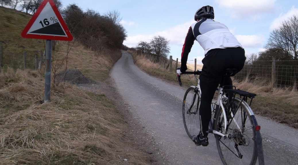 Yorkshire Wolds Cycling Hill Climbs