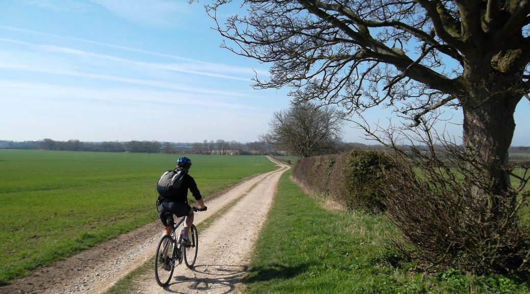 Stamford Bridge Big Skies Bike Ride Yorkshire Wolds